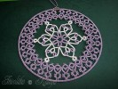 Tatting frivolite, picture  3